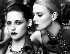 "Kristen Stewart arrasa em ensaio glam para revista ""Interview"" - Radar Fashion - CAPRICHO"
