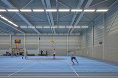 Green Sports Hall / MoederscheimMoonen Architects | ArchDaily