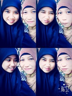 With nana :3