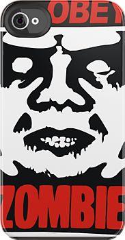 iphone case, zombie, www.obeyzombie.com