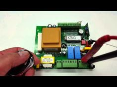 How to program a LOCKMASTER 4 button remote transmitter