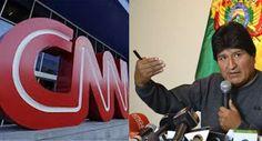ACUSAN A LA CNN POR EL FALSO HIJO DE EVO MORALES      Acusan a la CNN por el falso hijo de EvoLa Fiscalía citó a declarar a Del Rincón y a su camarógrafo de la CNN en calidad de testigos. El primero tendría que haber declarado el jueves pasado. Ayer tenía que hacer lo mismo el camarógrafo pero ninguno de los dos se presentó. El presidente Evo Morales anunció la construcción de dos nuevas líneas de teleférico en esta ciudad. Una de las nuevas estaciones se ubicará donde actualmente está la…