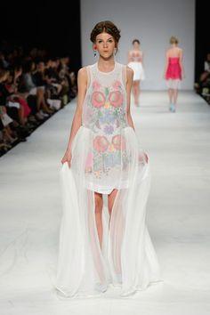 Alice McCall at Australia Fashion Week