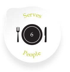Serves: 6 people