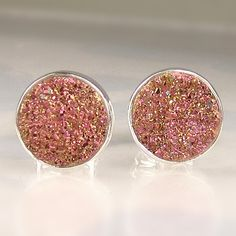 sparkle earrings (made to order)