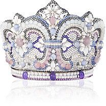 #Embellished Crown #Clutch