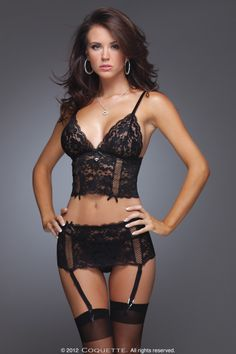 Stockings gorgeous and lingerie women wearing