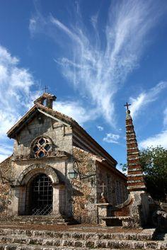 Altos de Chavon, Chapel San Stanislaus, Casa de Campo, Dominican Republic, Stanislaus