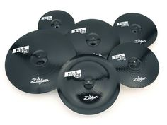 OMG to die for!!!!   Im getting these cymbals!!!!!!!!!!!! Zildjian Pitch Black Cymbals are the best, and now they have it in pitch black! IM PRACTICALLY DROOLING!