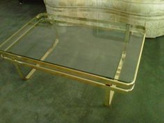 Coffee Table $275 on Craigslist. Found mine at Goodwill for $24. ~ C. N.