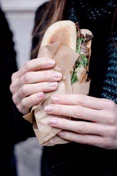 Streetfood in Paris, éditions Hachette, ©virginiegarnier