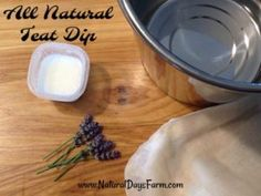 All Natural Teat Dip (for milking animals)   udder balm, goats, cows, milking, milk goats, dairy, DIY, homemade, all natural