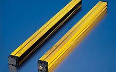 Cortinas de luz de segurança - Alto nível de segurança, proteção para dedos mãos e corpo