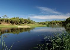 More than half of Portugal's courses are high standard and they can thank the British for introducing the game of golf to the country in the century when a group of British wine exporters formed Oporto Niblicks Club Algarve, Ria Formosa, Holiday Destinations, Golf Clubs, Portugal, Golf Courses, River, Pictures, Outdoor