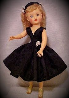 Little Miss Revlon - before there was a Barbie