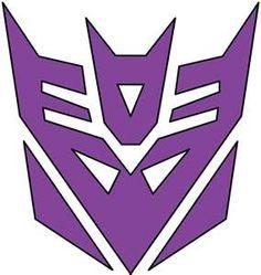 The Decepticon logo... and possible future tattoo