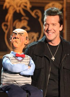 Jeff Dunham Production #JeffDunham #StampedeCorral #Calgary #AskaTicket