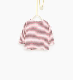ZARA - KIDS - Striped Minnie top