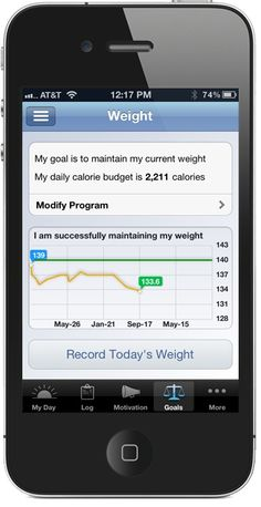 Lose It! helps you set goals for weight loss, exercise, macronutrient intake, blood pressure, sleep, and more! You set the goals, well help you with the plan to achieve them.