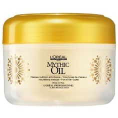 L'oreal Professionnel Mythic Oil Nourishing Masque For All Hair Types by L'Oreal Professionel