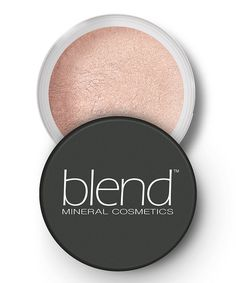 Blend Mineral Cosmetics Champagne Mineral Bronzer | zulily