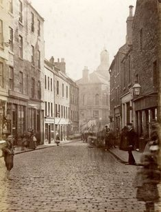 View of Murraygate, Dundee Dundee City, West End, Historical Pictures, Scotland Travel, Vintage Photography, Old Photos, Scenery, The Past, Street View