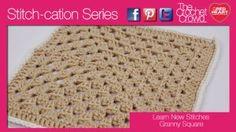 Granny Textured Squares