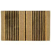 Vertical Stripe Doormat