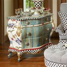 Spread your wings and fly with the MacKenzie-Childs Butterfly Collection at ChelseaGiftsOnline.com