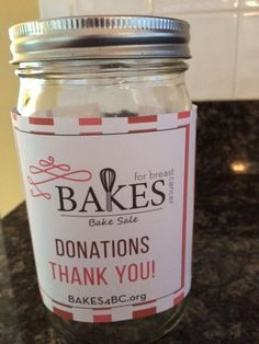 Bake Sale Printables Sweet Save Now For When You Have A