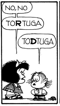 Mi favorita de Guille y Mafalda