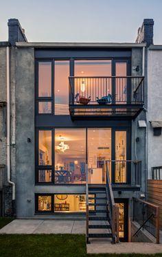 Casa projetada para dois apaixonados por livros | CASA CLAUDIA