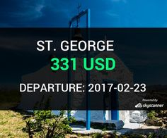 Flight from Charlotte to St. George by Avia #travel #ticket #flight #deals   BOOK NOW >>>