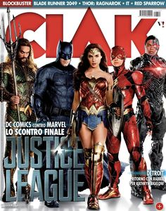 Justice League Movie 2017 Review, Cast and Release Date