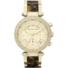 Michael Kors MK5688 Ladies Chronograph Gold Watch Michael Kors. Save 10 Off!. $225.00. PVD Gold Plated Case. Brown Metal Bracelet. Champagne Dial
