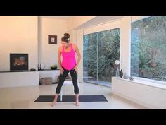 PREGNANCY YOGA EPISODE 3: 10 MINUTE WORKOUT