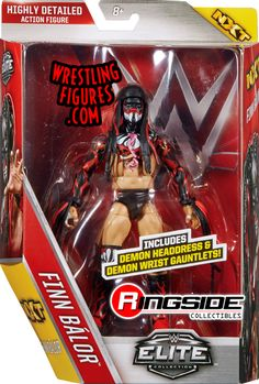 More than sellers offering you a vibrant collection of fashion, collectibles, home decor, and more. Finn Balor, Wwe Action Figures, Custom Action Figures, Figuras Wwe, Nxt Divas, Wwe Toys, Stone Cold Steve, Wwe Elite, Chris Jericho