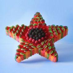 Meyvelerin Yıldızı  #ŞekerŞef #ŞekerBuket #ŞekerSaksı #ŞekerPasta #Çikolata #Şeker #Jelly #YumuşakŞeker #marshmellow #seker#candy#sweet#candyland#snacks#dessert#design#candytree#wedding#event#party#holiday#bonbon#compositioncandy#bouquet#cupcake#candyland#bear#haribotree#gummy#buffet#candykebap#candyland