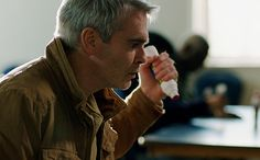 He Never Died: Henry Rollins wants to be alone in exclusive clip from horror film   EW.com He Never Died, Henry Rollins, Wanting To Be Alone, Couple Photos, Horror Film, Movies, Couple Shots, Films, Couple Photography