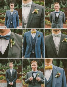 1920s Inspired Groom & Groomsmen Top Five Grooms & Groomsmen Trends for 2014