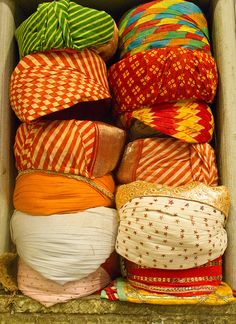 Turban Tower, love every one of them.