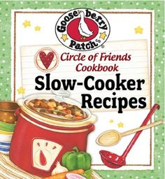 Bargain e-Cookbook: Gooseberry Patch 25 Slow Cooker Recipes {99 cents!} #crockpot #slowcooker #recipe