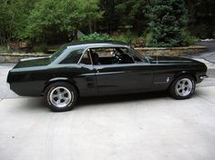 1967 Mustang Coupe | 1967 Mustang Coupe Resto-Mod – For Sale
