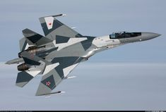 Sukhoi Su-35BM - Russia - Air Force | Aviation Photo #1668646 | Airliners.net