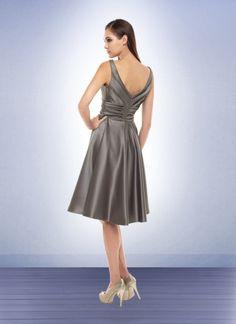 Bridesmaid Dress Style 167 - Bridesmaid Dresses by Bill Levkoff The Back