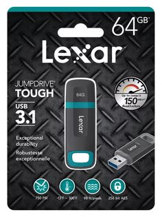 Lexar JumpDrive Tough USB3.1 防水手指 【2容量】 Life Challenges, Helping Others, 3 Years, Flash Drive, Things To Come, Gadget, News, Blog, Photography