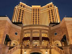 Palazzo Las Vegas-Fabulous hotel