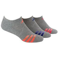 adidas Women's Cushioned No Show Socks (Pack of 3) -- You can find more details at http://www.amazon.com/gp/product/B00DF0PNZ4/?tag=ilikeboutique09-20&yx=070716080010