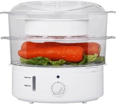 Get set for steamer at Argos. Same Day delivery 7 days a week or fast store collection. Electric Steamer, Steamer Recipes, Hot Pot, Small Kitchen Appliances, Cooking, Argos, Steamers, Health Recipes, Rice