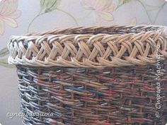 Two bends - one principle Paper Weaving, Newspaper Crafts, Weaving Techniques, Basket Weaving, Wicker, Diy And Crafts, Recycling, Projects To Try, Crafty